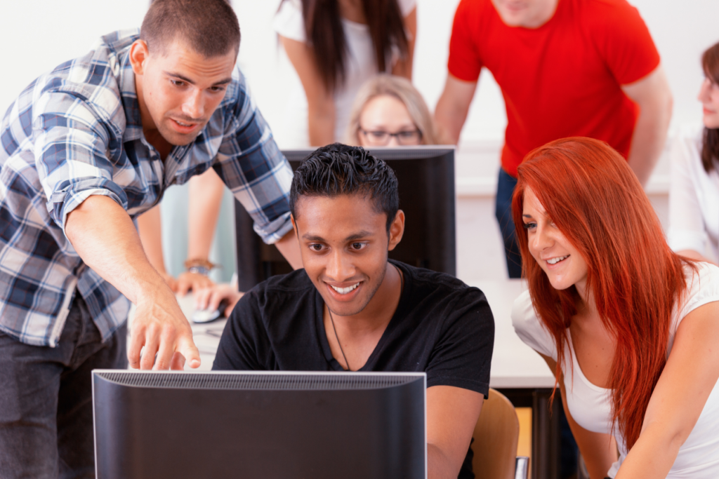 Online Blended Learning Pic 1